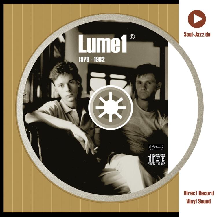 Lume1 - Vinyl Sound, 1411 Kbit/sec samplingrate. Soul-Jazz.de