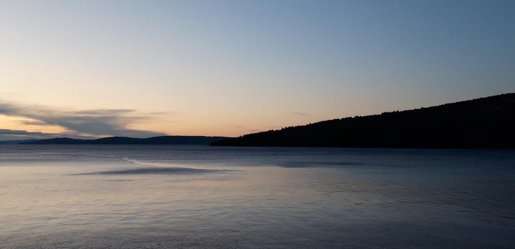 Bucht nahe Trogir - Dalmatien