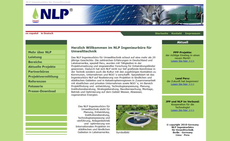 NLP Umwelttechnik