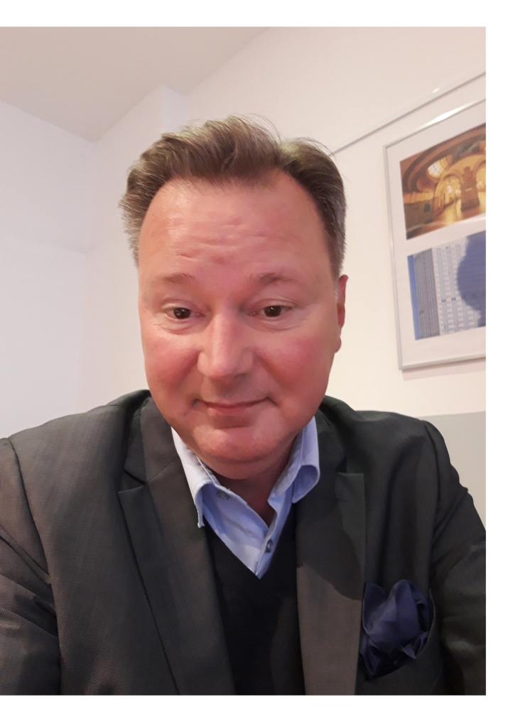 Portrait Dr. Nikolaus Andre